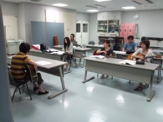 今度はギター教室で…